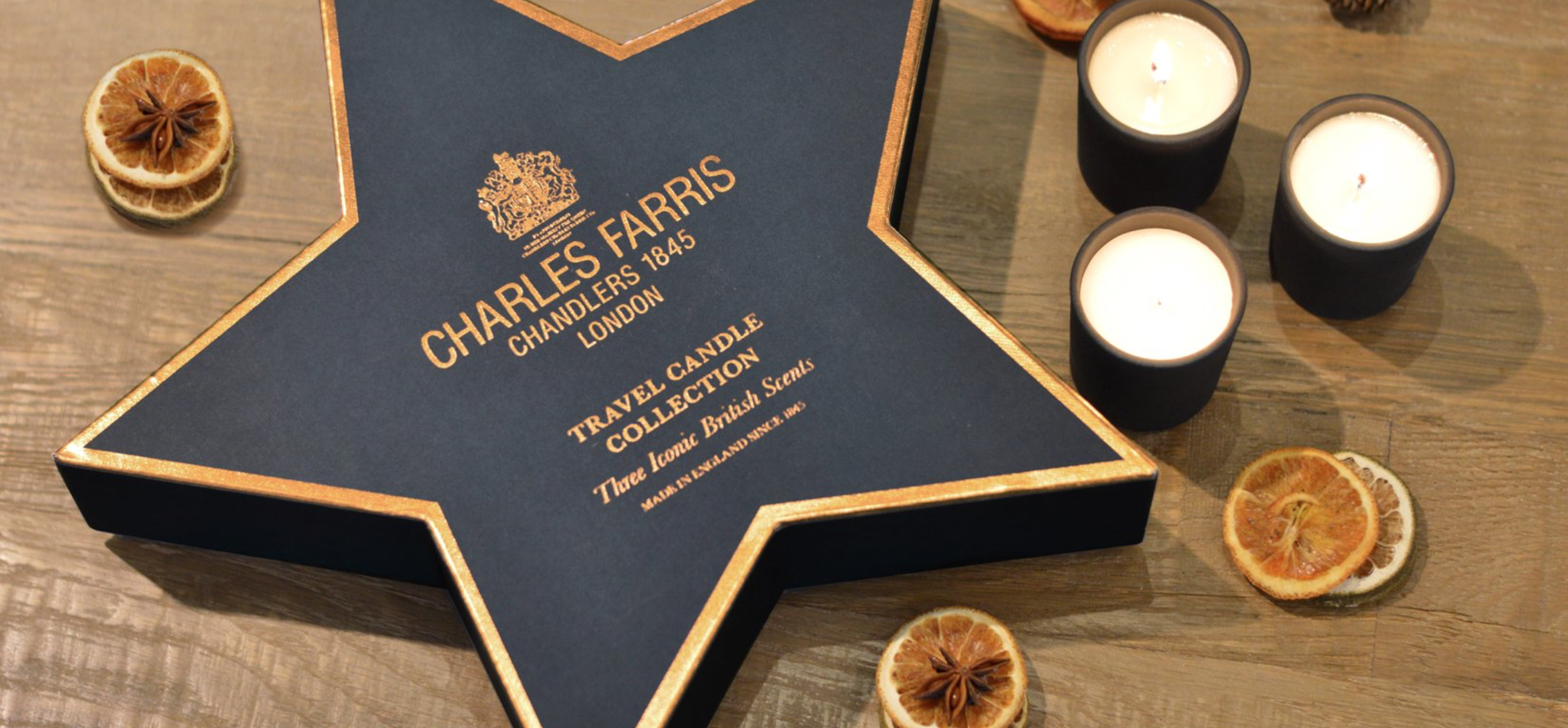 Charles Farris Pop Up Feature Image