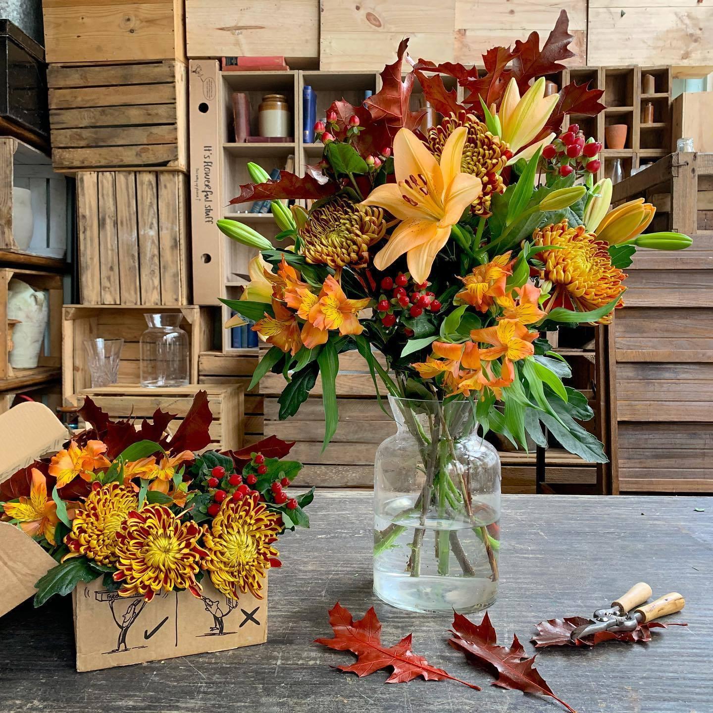 Freddie's Flowers Pop Up Feature Image
