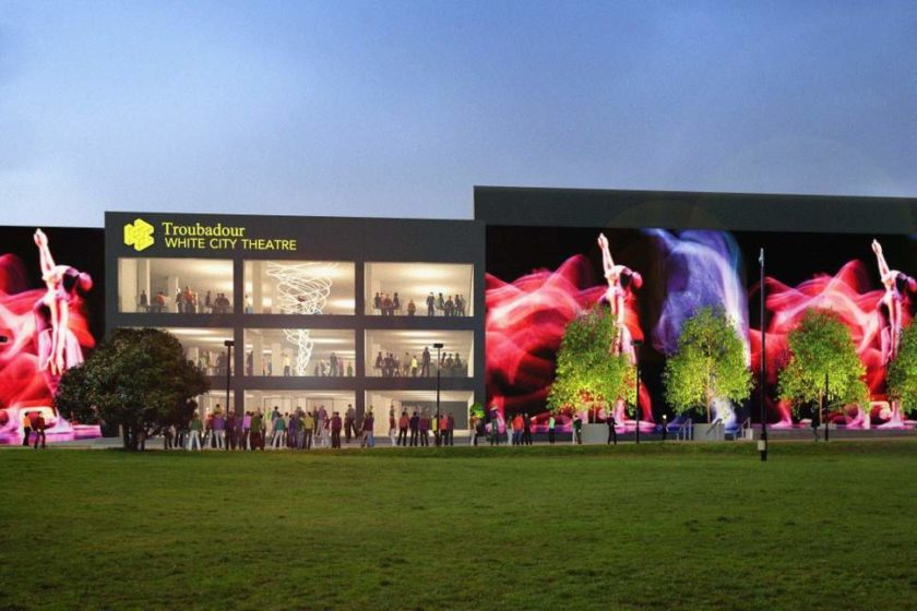 New Theatre to open in White City Place in Summer 2019