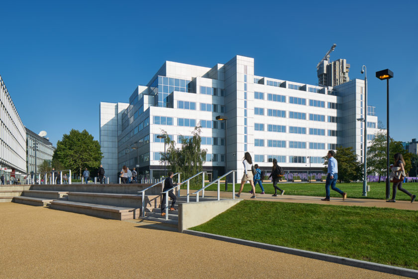 Pharmaceuticals giant Novartis moves HQ to WestWorks