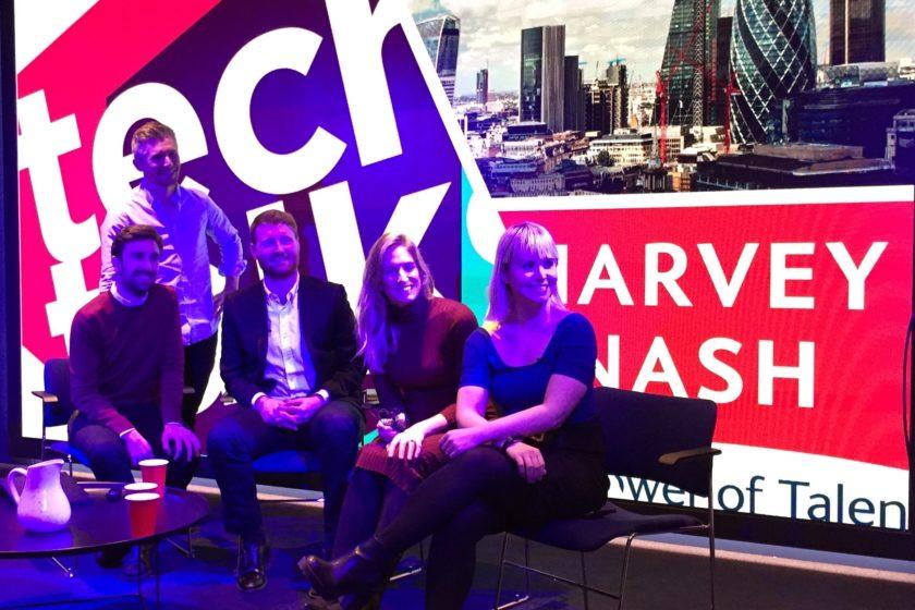 White City Place hosts Tech Talks Live