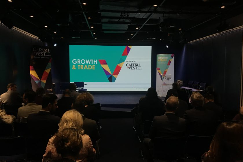 White City Place welcomes Capital West London and growth & trade event