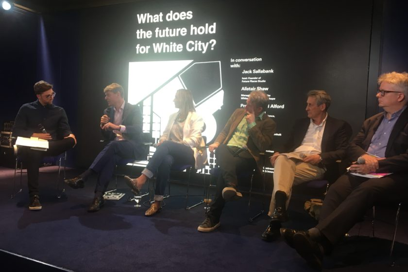 White City's Future