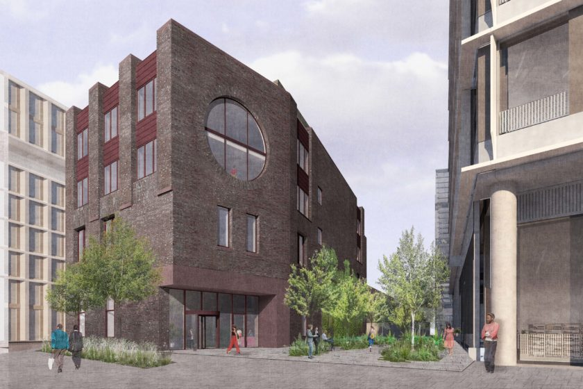 Work starts on new Gateway West building at White City Place