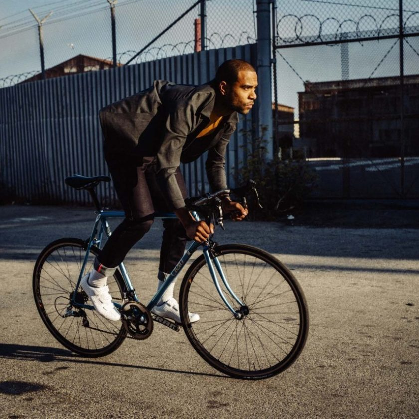 Designing for iconic cycle brand Rapha: Jack Saunders and Paul Barnes