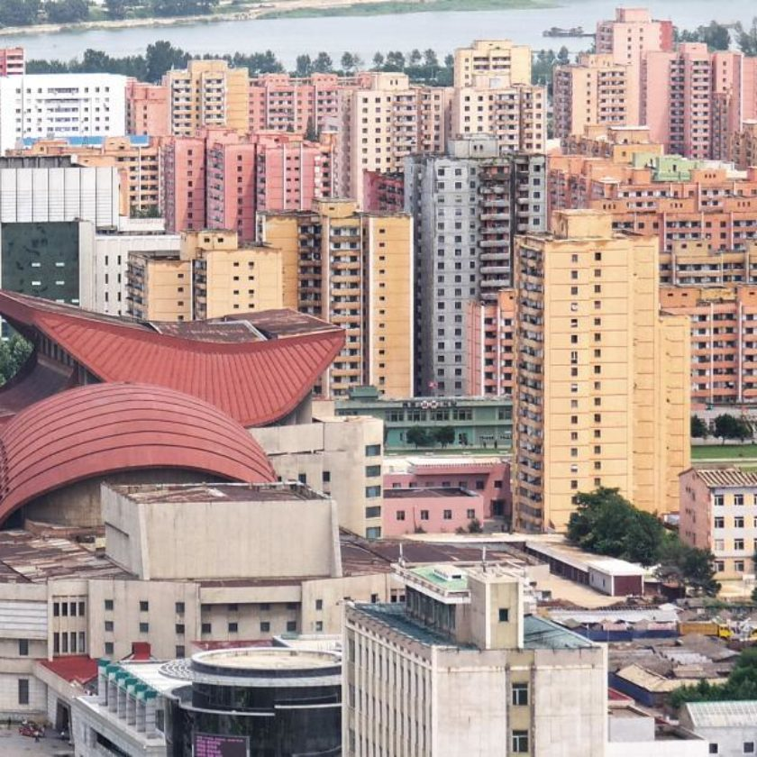 The surprisingly colourful world of North Korean architecture, with Oliver Wainwright and Cristiano Bianchi